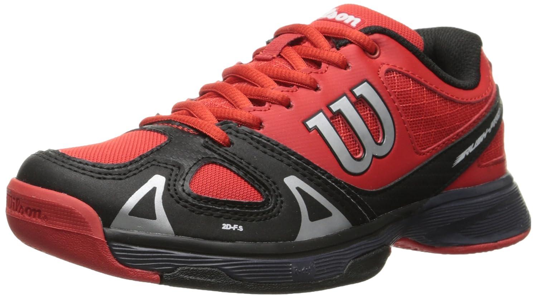 Wilson Rush Pro JR Tennis Shoe (Little Kid/Big Kid) RUSH PRO JR - K