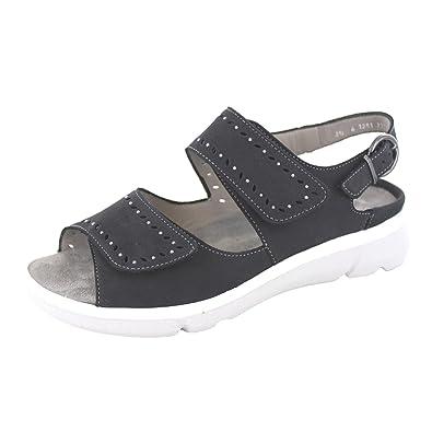 f3f8a4e24 ara Houston 12-15216-02 Femmes Sandales: Amazon.fr: Chaussures et Sacs