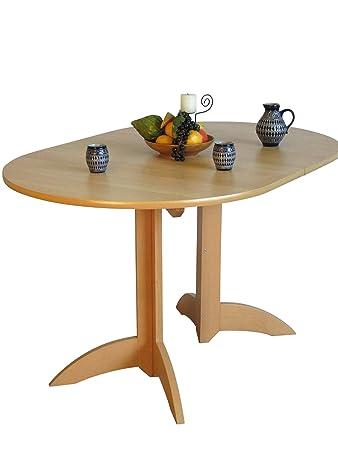 Moebel Direkt Online Esstisch Oval Tisch Oval 135x90 Cm Buche