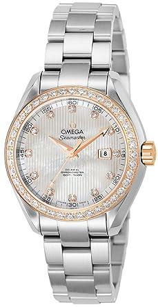 new products bdcdb 7cfdb Amazon | [オメガ]OMEGA 腕時計 シーマスター アクアテラ ...