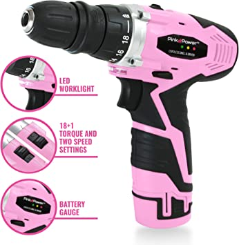 Pink Power PP121ID Power Drills product image 3