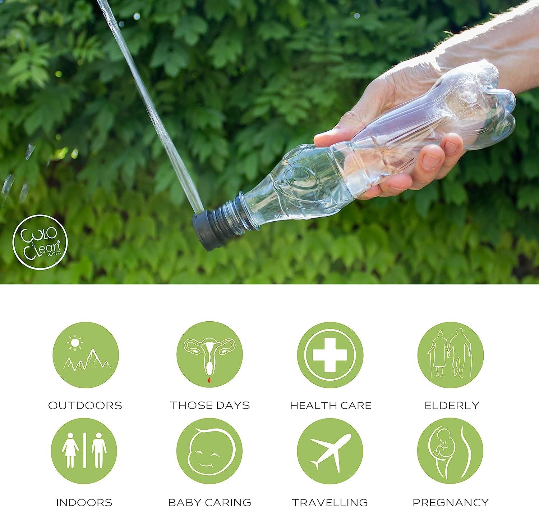 Reisebidet Po Dusche Hygiene CuloClean Bidet mobil und tragbar
