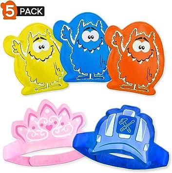 5 paquetes de hielo para niños para el alivio instantáneo del ...
