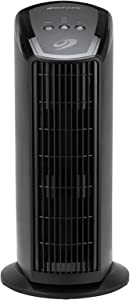 Bionaire Germ-Reducing UV Mini Tower Air Purifier with Permanent Filter