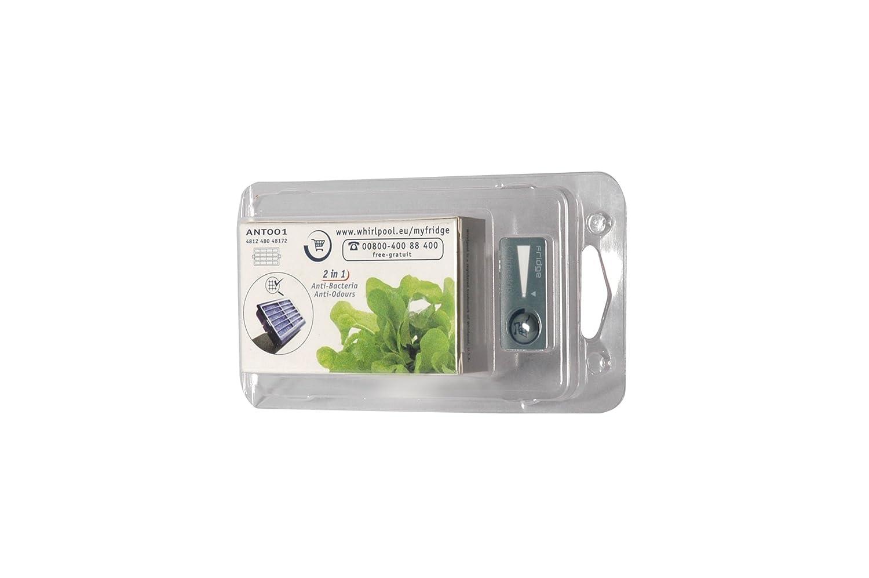 Kühlschrank Hygiene Filter : Whirlpool fridge freezer antibacterial filter genuine: amazon.de