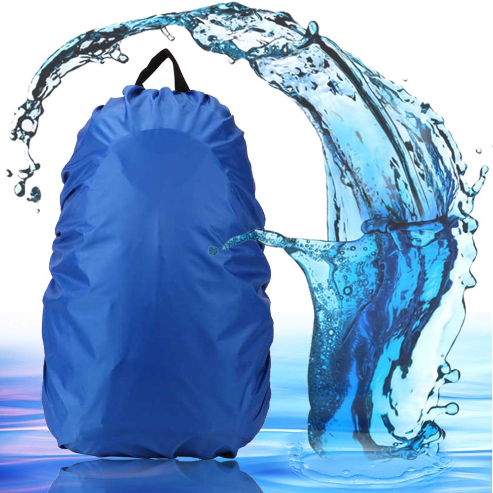 2win2buy Rain Cover,Water Resistant Backpack Bag Cover for Outdoor Activities,Adjustable Elastic Rucksack Waterproof Cover