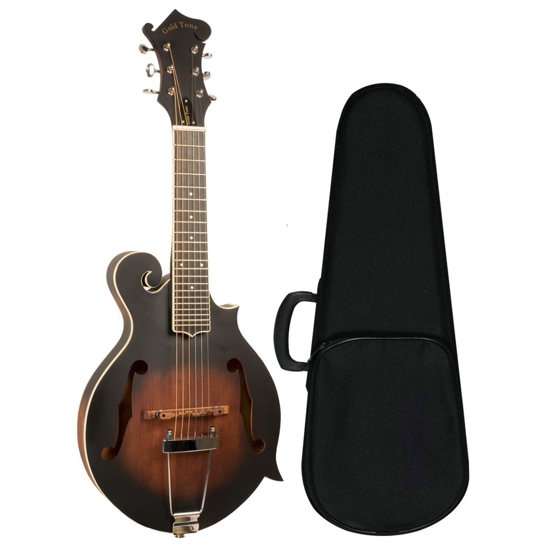 Goldtone Long Scale Manditar Mando-Guitar Cutaway w/Case