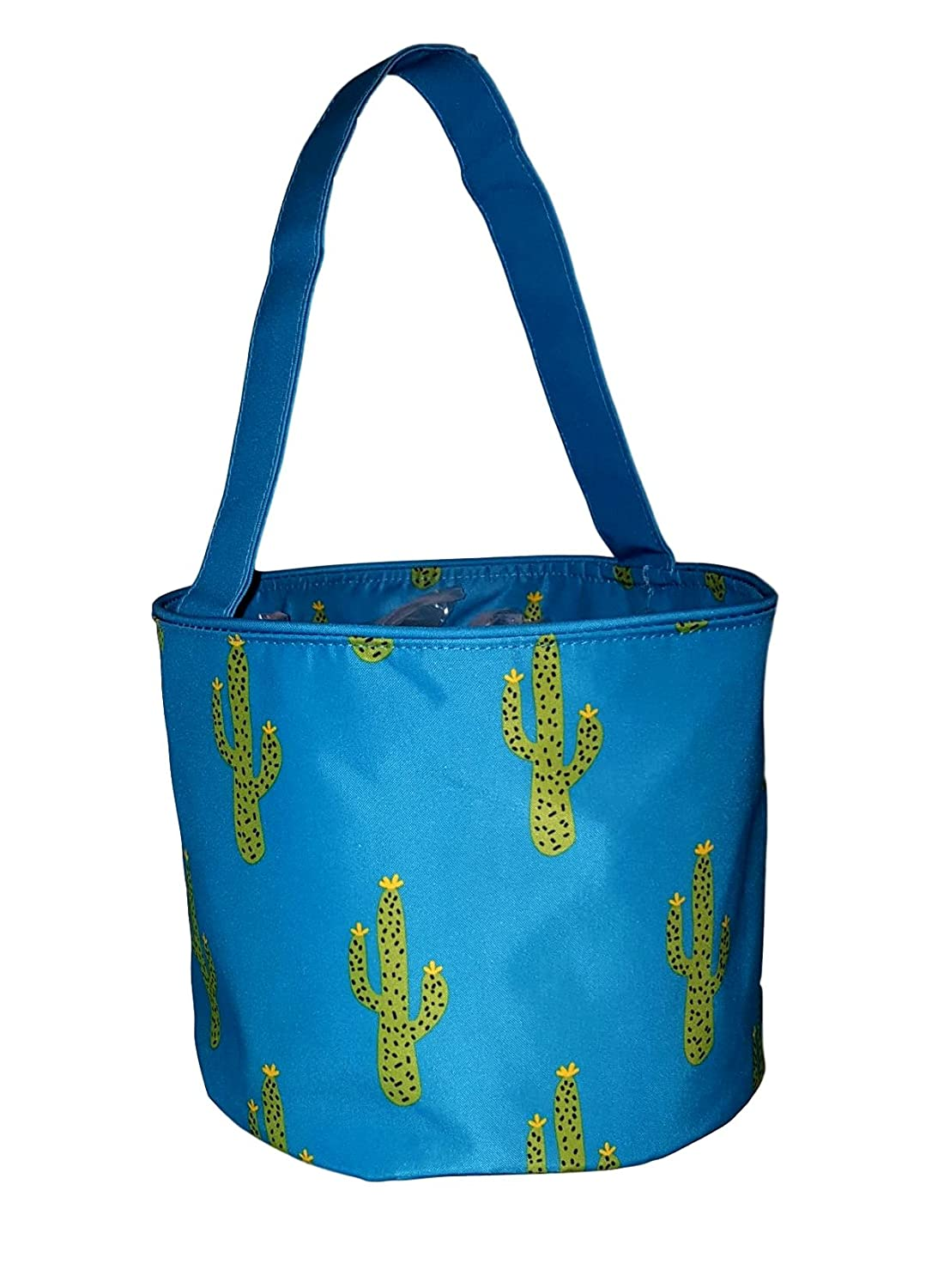 Fabric Bucket Tote Bag for Children - Toys - Easter Basket - Can Be Personalized