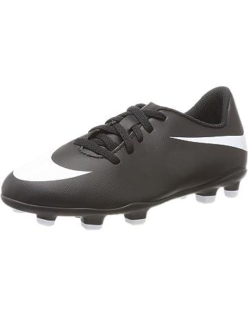 best sneakers b1d09 d0cdd Nike Kids Jr. Bravata II (Fg) Firm-gr, Scarpe da Calcetto