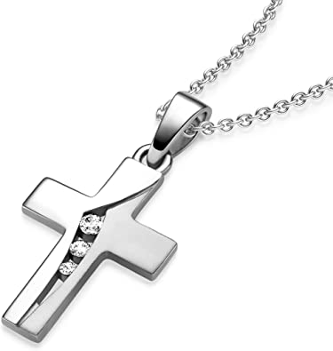 Fledermaus Kreuz 925 Silber Anhänger Gothic Kreuz massiv bat cross pendant