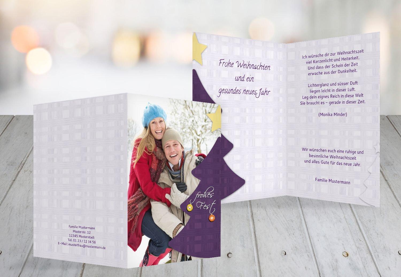 Kartenparadies Grußkarte Weihnachten Foto Grußkarte Grußkarte Grußkarte Holzkaro, hochwertige Weihnachtsgrüße als Weihnachtskarte (Format  105x148 mm) Farbe  Braun B01N51OJRA | Clever und praktisch  | Gewinnen Sie hoch geschätzt  | Spielen Sie Leiden 33b0eb