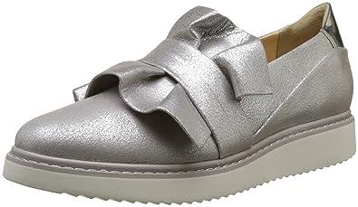Chaussures Geox argentées Fashion femme YUBWsr