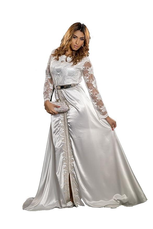 Robe fiancaille moderne