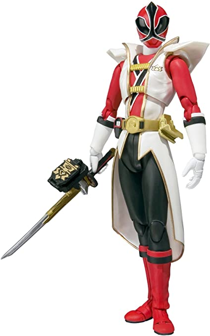 Figuarts S.H Super Shinken Red by Bandai