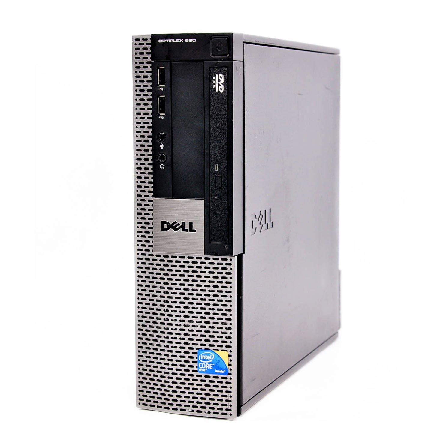 Dell OptiPlex CORE 2 Duo 3.00GHz 8GB RAM 500GB HDD WINDOWS 7 PRO 64-Bit