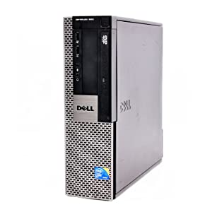 Dell OptiPlex CORE 2 Duo 3.00GHz 8GB RAM 500GB HDD WINDOWS 7 PRO 64-Bit