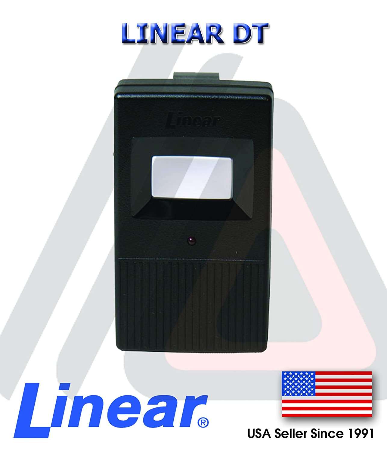 garage door opener transmitterLINEAR DT Linear Delta Remote DNT00002A DTC DTA Transmitter Gate