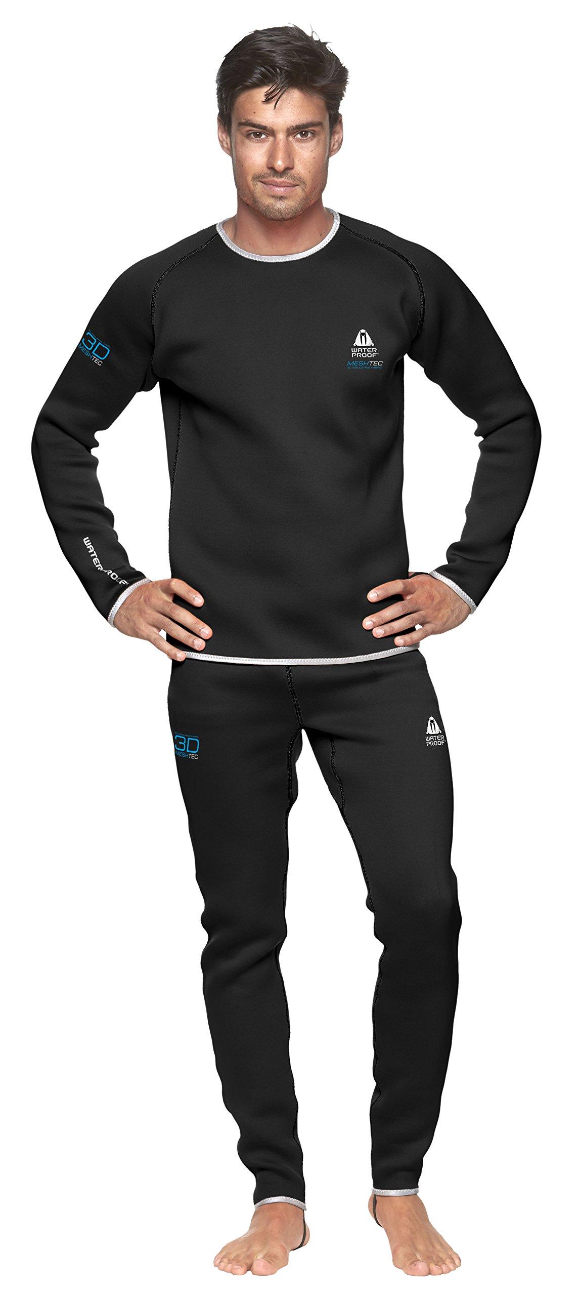 486224 Meshtec 3D Shirt Female, Medium Large Size by Waterproof