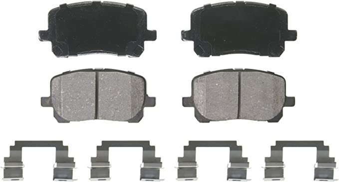 Wagner PC702A Perfect Stop Disc Pad Set