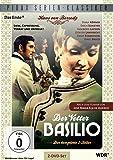 Der Vetter Basilio - Der komplette 2-teiler (Pidax Serien-Klassiker) [2 DVDs]