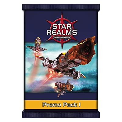 Star Realms Expansion: Promo Pack 1: Toys & Games