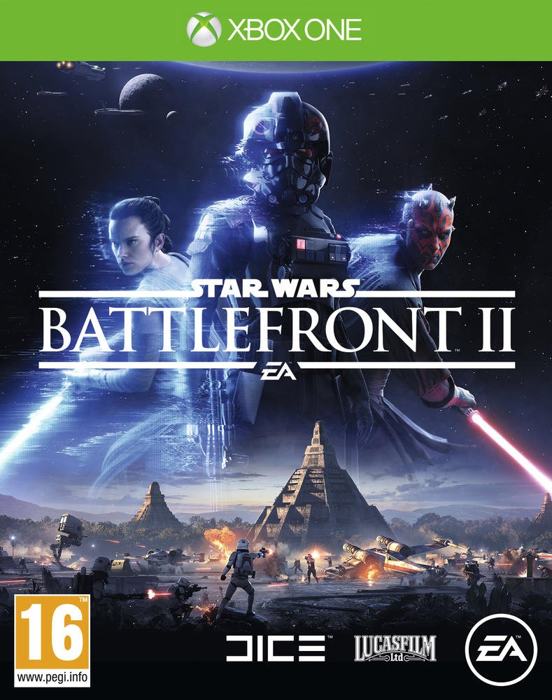 Star Wars : Battlefront II - Xbox One | Dice. Programmeur