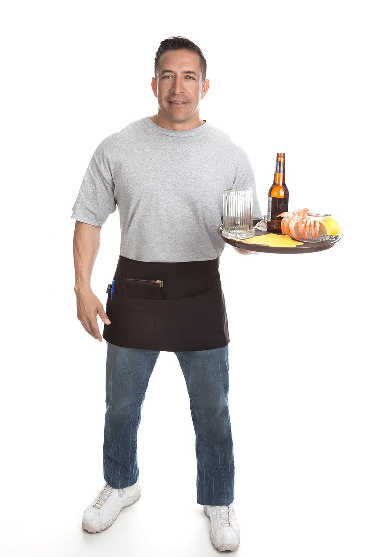 Wonderful Amazon.com: Premium Quality Restaurant Bistro Waiter Waitress  GR17