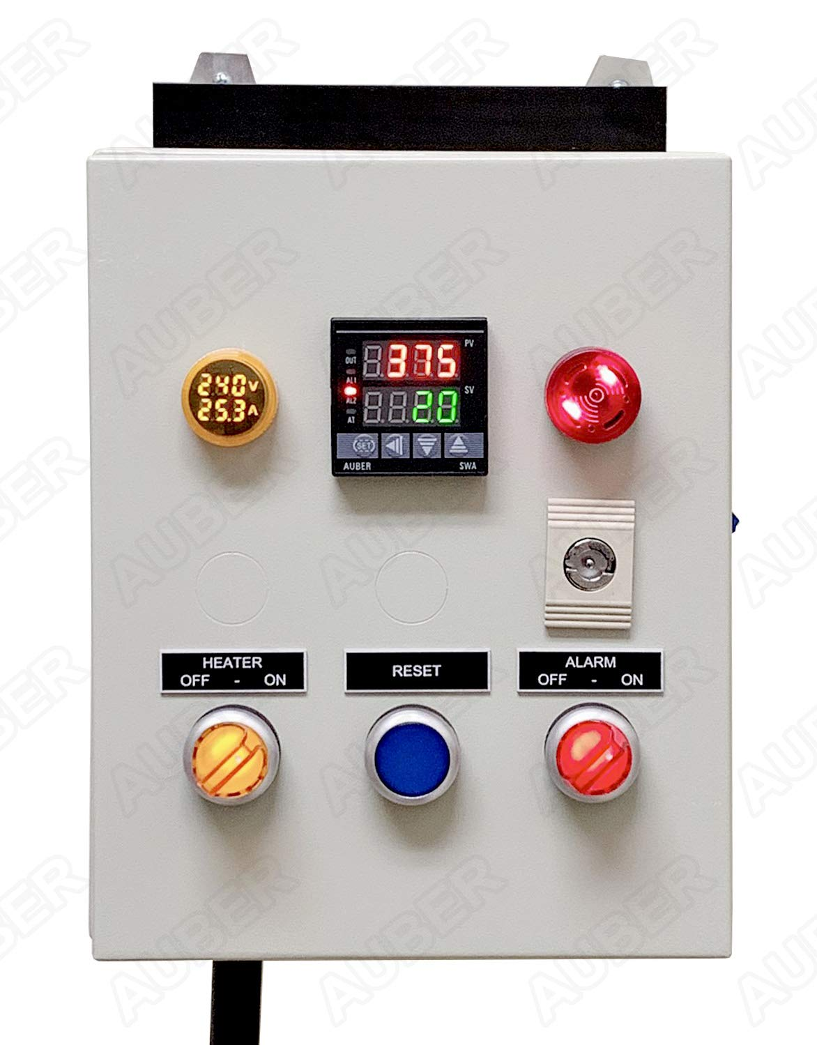PCO101 Control Panel For Powder Coating Oven (240V 30A 7200W)
