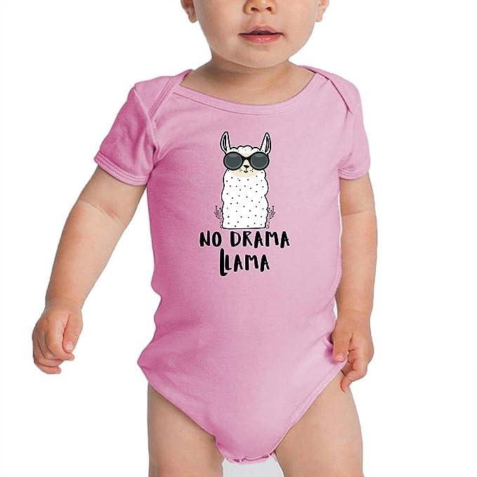 68b477ba5 Amazon.com  No Drama Llama Baby Bodysuit Limited Edition  Clothing