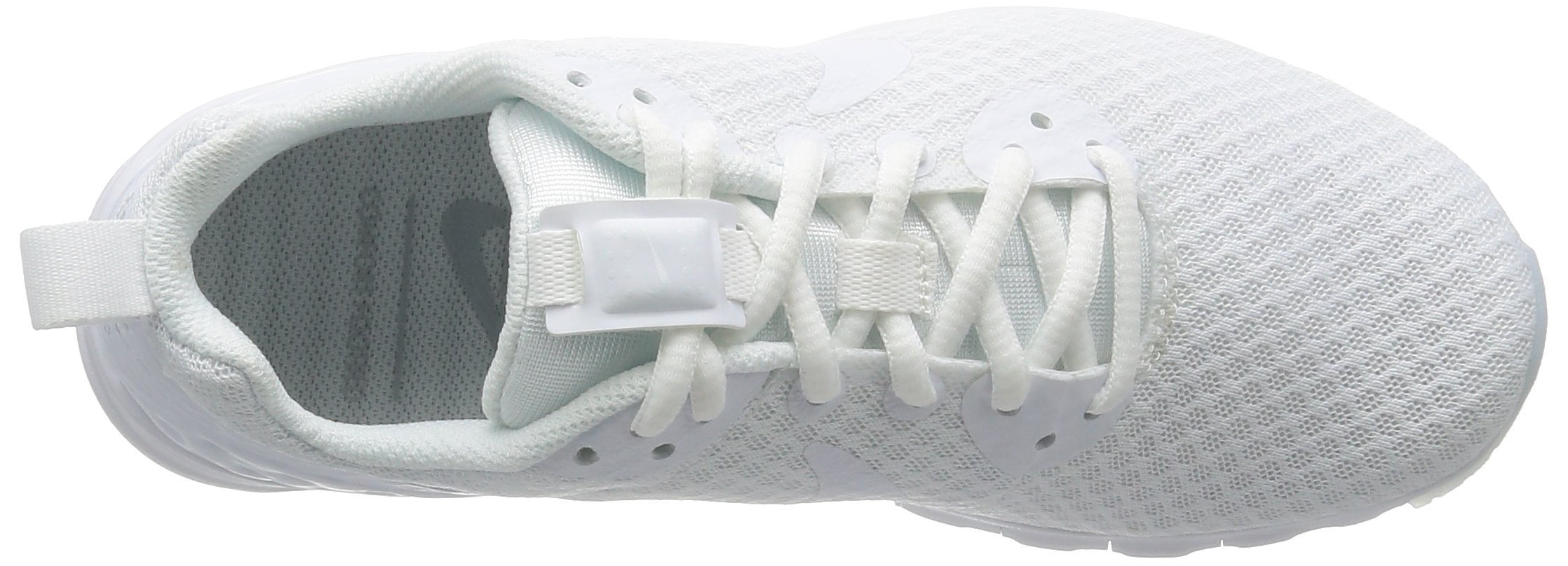 NIKE Women's Air Max Motion LW Running Shoe, White/White, 8.5 M US by NIKE (Image #7)