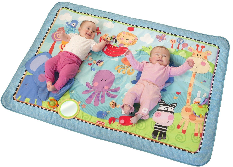 fisherprice discover 'n grow jumbo baby playmat amazoncouk baby -