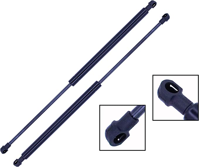 SET 2 Pieces Tuff Support Rear Trunk Lid Lift Supports 2012 TO 2014 FORD FOCUS