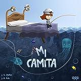 Mi Camita: Libro Infantil Ilustrado (un cuento para dormir feliz) (Spanish Edition)