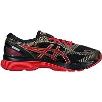 ASICS GEL-NIMBUS 21, Men's Road Running Shoes, Black (BLACK/LEMON SPARK), 8.5 UK (43.5 EU)