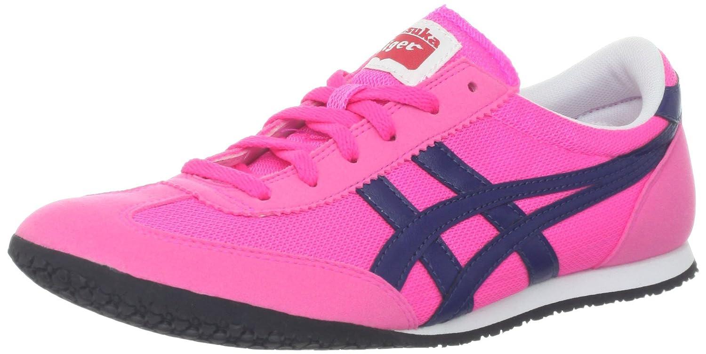 separation shoes bad83 49220 Onitsuka Tiger by Asics Machu Racer Womens Pink Running ...