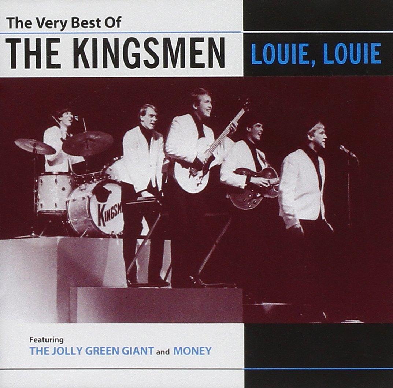 CD : The Kingsmen - Very Best Of (CD)
