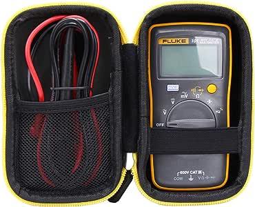 Aproca Hard Carry Travel Case for Fluke 101/107 Basic Digital Multimeter