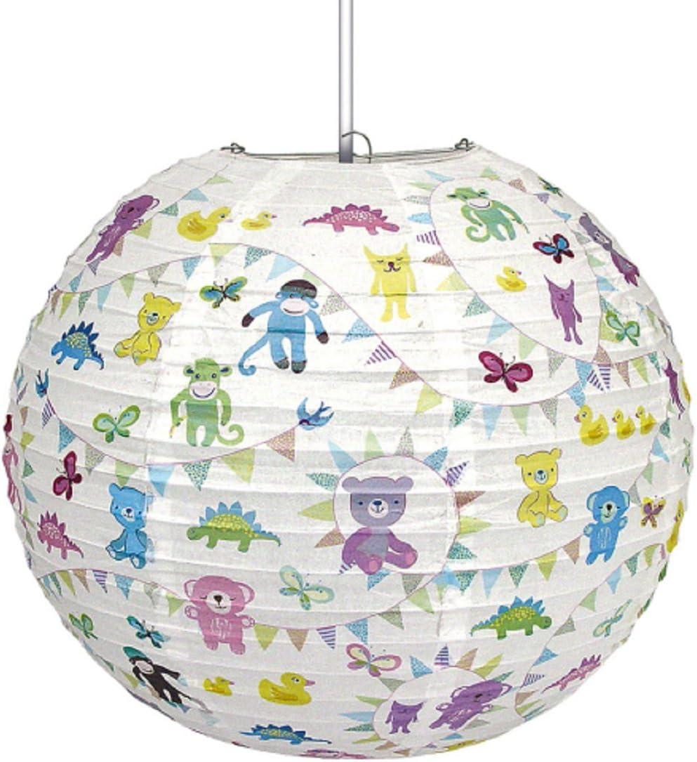Roger la Borde Baby Bunting Abat-jour lanterne en papier 40/cm