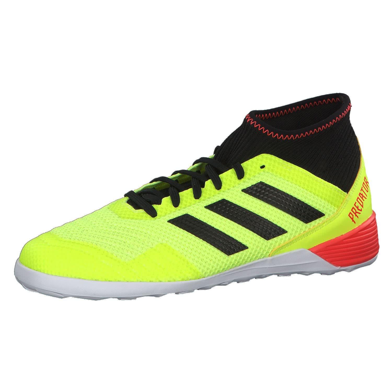 311d33e2a293 Galleon - Adidas Men Soccer Shoes Futsal Predator Tango 18.3 Indoor  Football DB2126 (US 8)