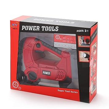 Amazon.com: Juego de herramientas para niños, sierra ...