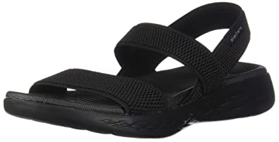 888a37f1773b Amazon.com  Skechers Women s On-The-go 600-Flawless Sandal  Shoes