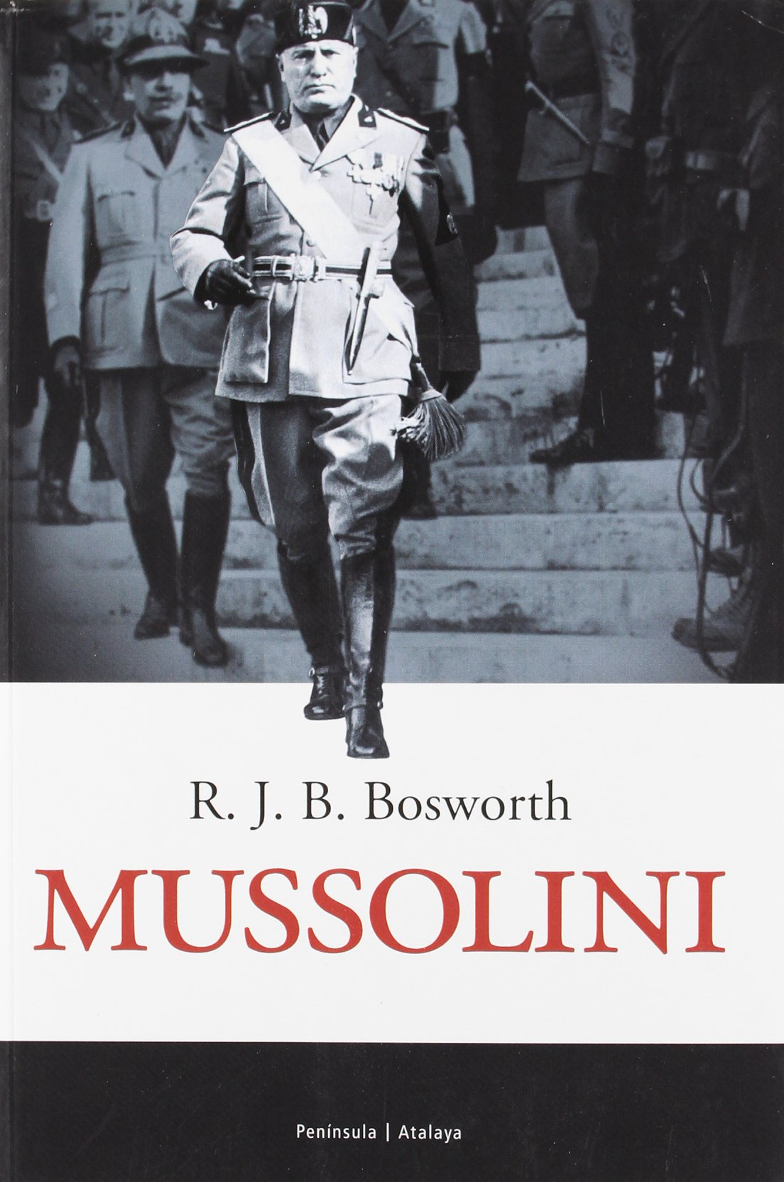 Mussolini (Spanish Edition) PDF