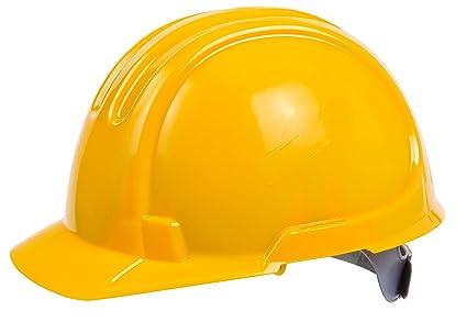 Buey OX-S245501 Premium casco de seguridad, amarillo, OX-S245502