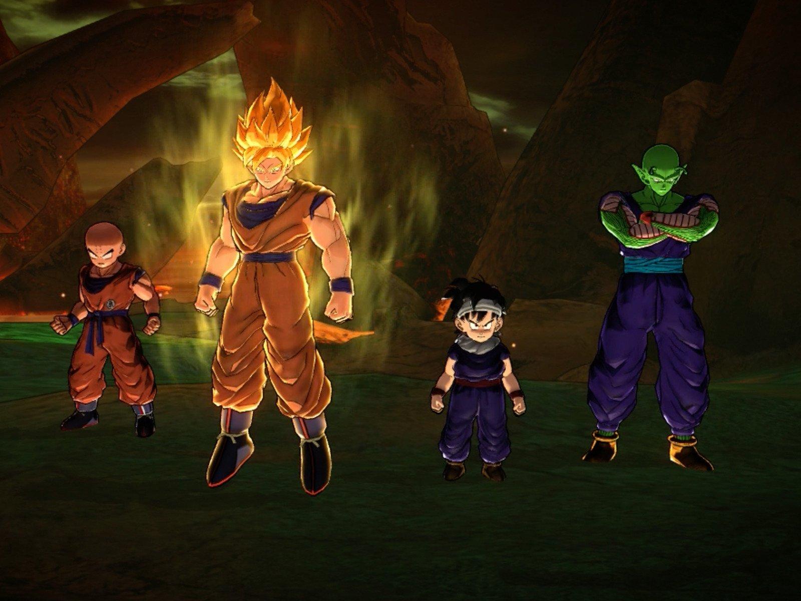 Amazon.com: Clip: Dragon Ball Z Battle Of Z Gameplay ...