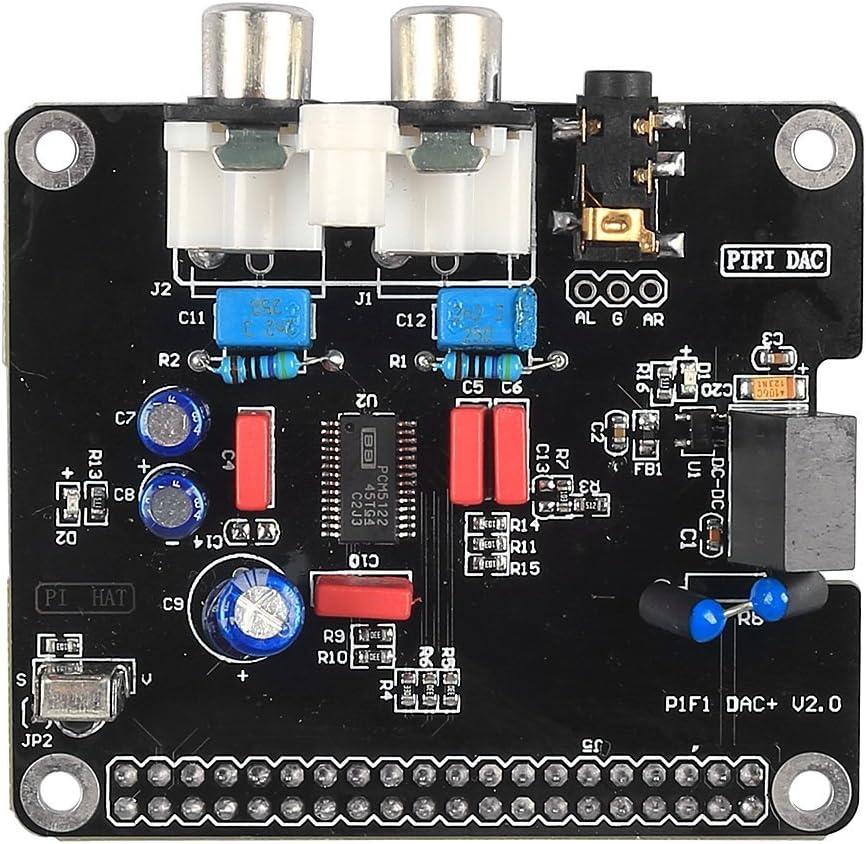 New Arrival HIFI DAC Audio Sound Card Module I2S interface for Raspberry Pi 2 B+