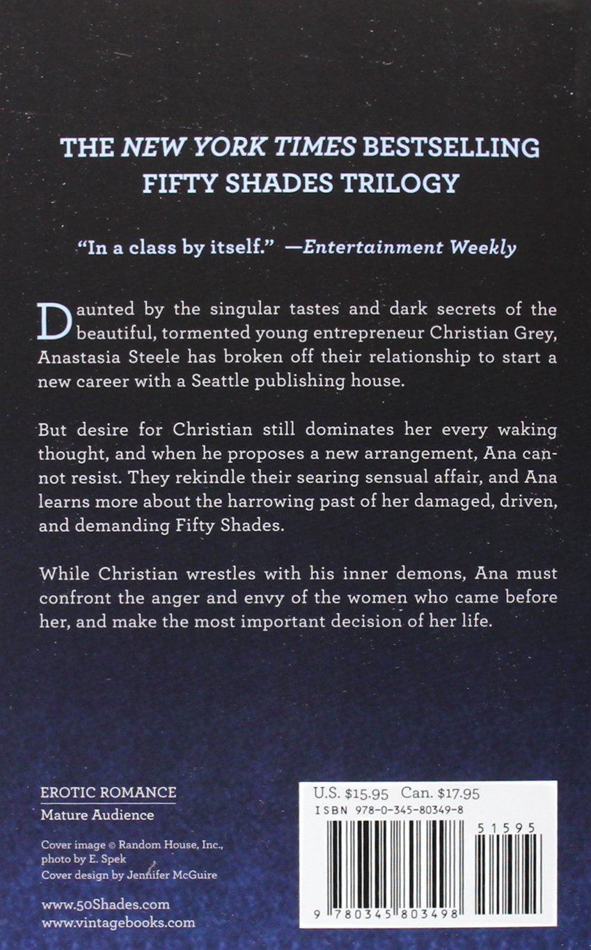 fifty shades trilogy fifty shades of grey fifty shades darker fifty shades trilogy fifty shades of grey fifty shades darker fifty shades d e l james 9780345804044 amazon com books