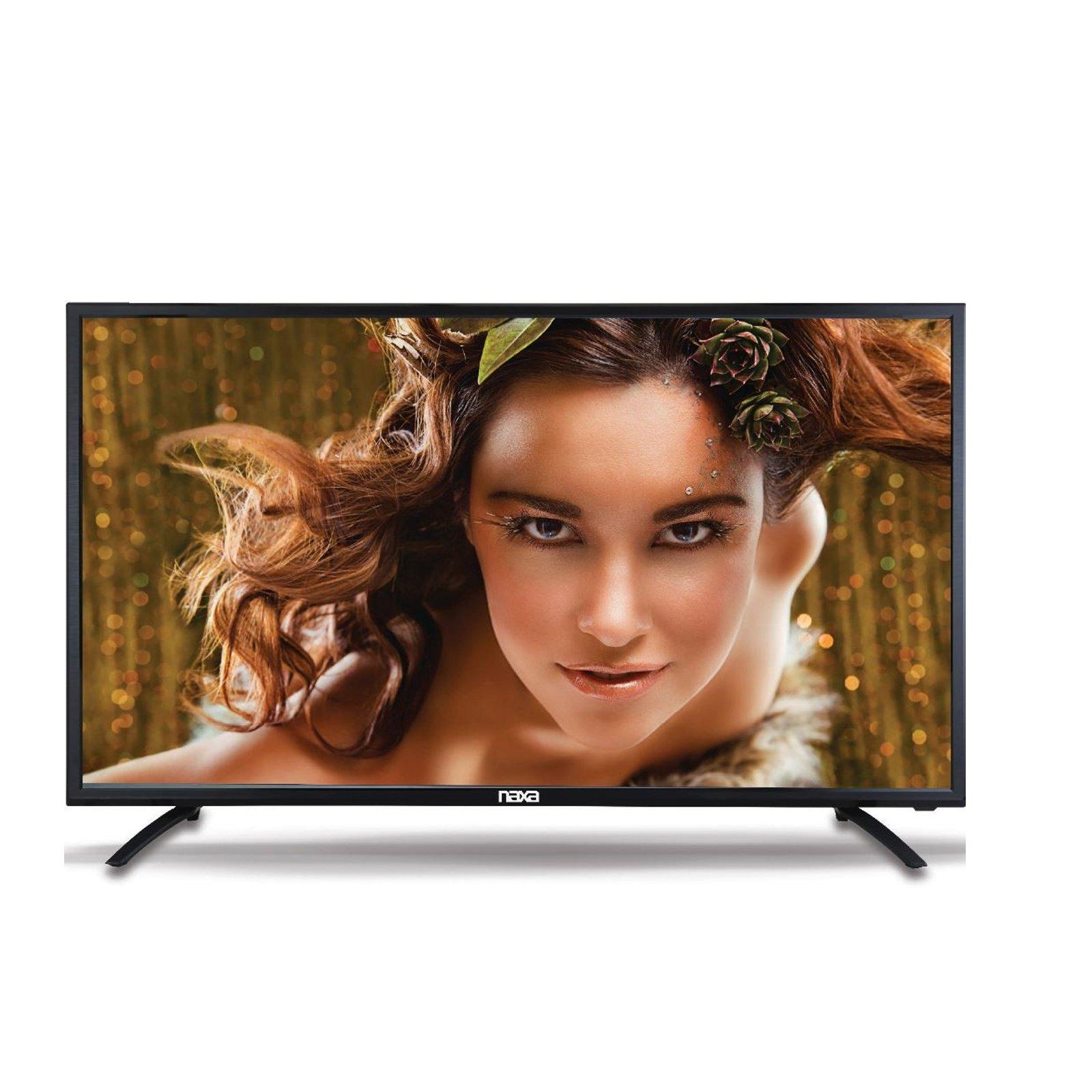 Naxa NTD2457 24'' Class LED TV/DVD/Media Player/Car Package