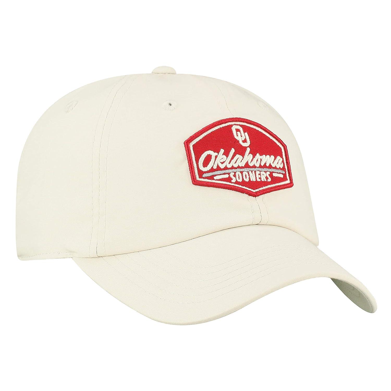 Top of the World Oklahoma Sooners Official NCAA Adjustable Onward Hat Cap 455518