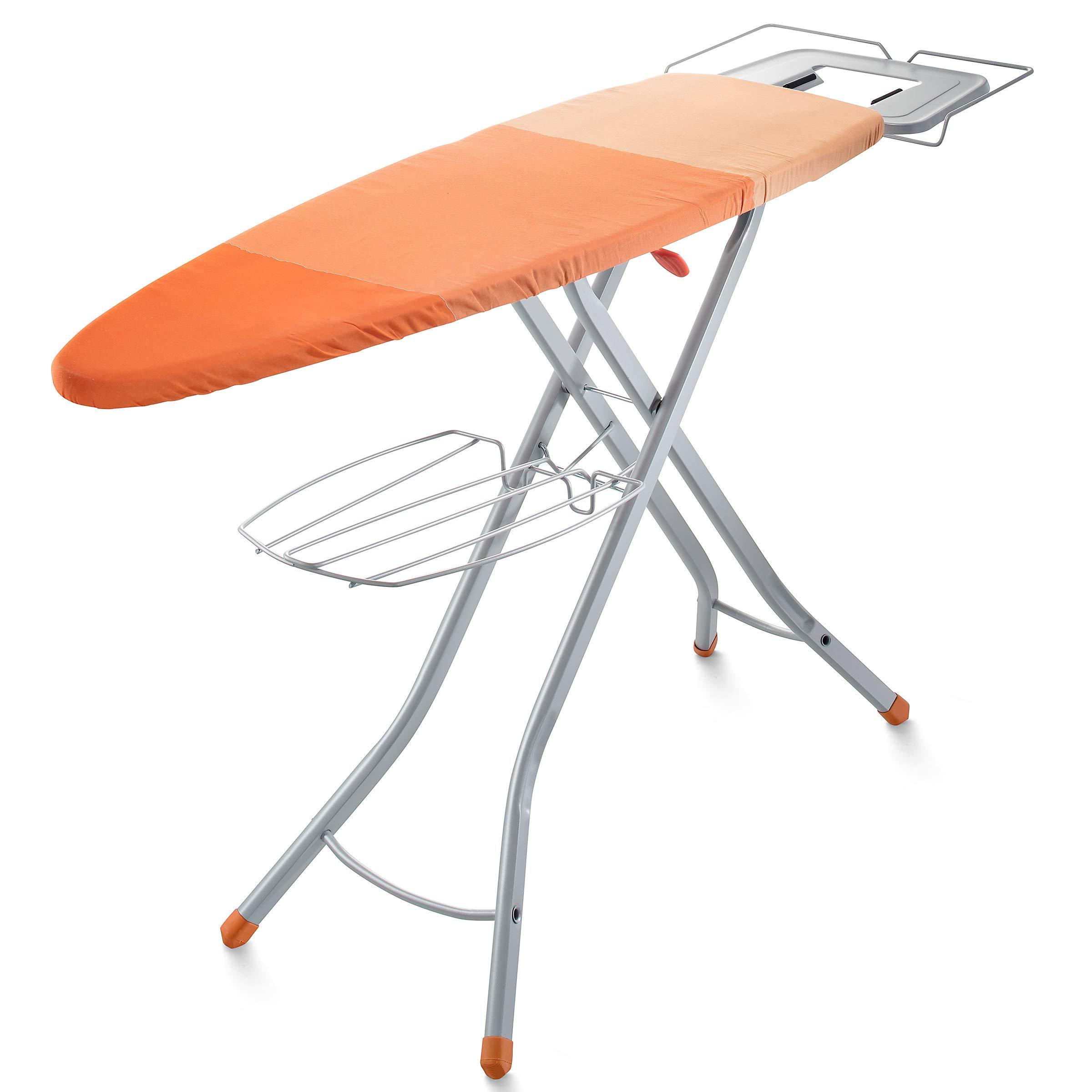 Bartnelli Heavy Duty Ironing Board (Orange)