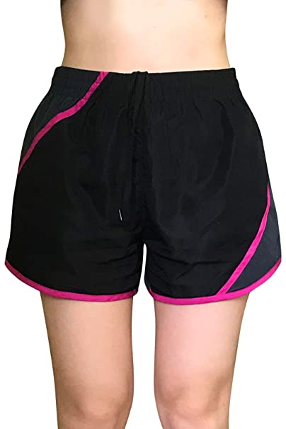Dolamen Mujer Shorts de baño, Trajes de baño Bañador Deportivo Traje de Baño Bañador de natación Bikini para Mujer Bragas Pantalones Deportivos de ...